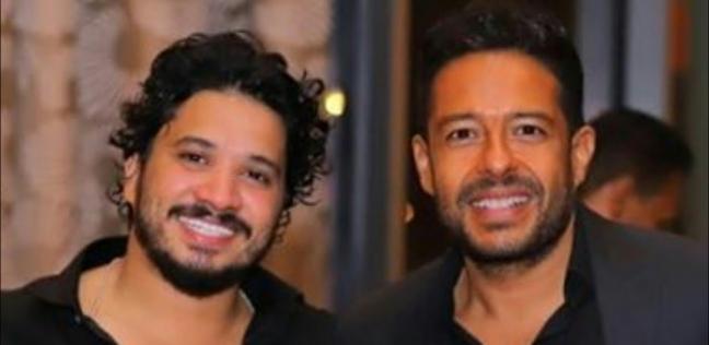 مصطفى حجاج: مفاجأة  حلوة  مع محمد حماقي قريبا - فن وثقافة -