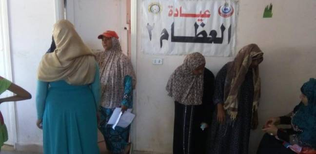 استمرار القوافل الطبية لجامعة الأزهر بمستشفيات جنوب سيناء بـ9 تخصصات