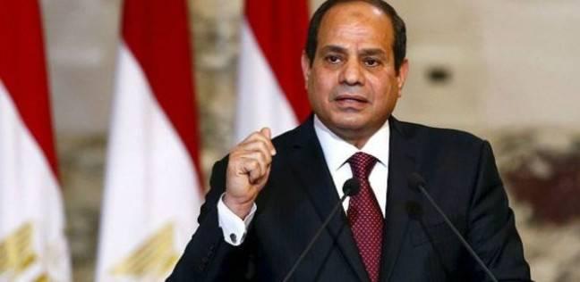 السيسي يؤكد حرص مصر على الحفاظ على أمن واستقرار لبنان