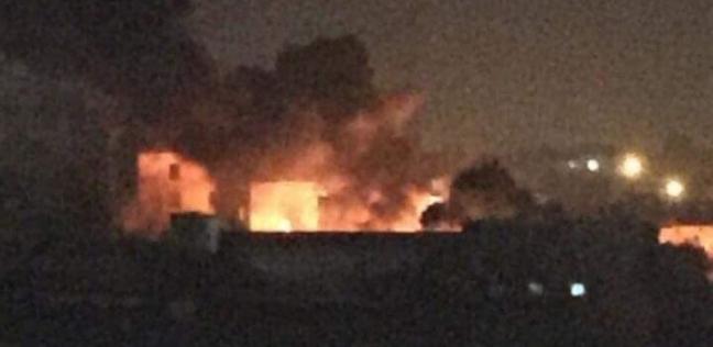 غارات إسرائيلية على مواقع في البقاع اللبنانية وسقوط مصابين