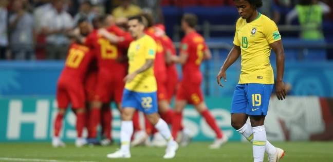 من فرنسا 2006 لبلجيكا 2018.. لدغة أوروبية للبرازيل في كل مونديال
