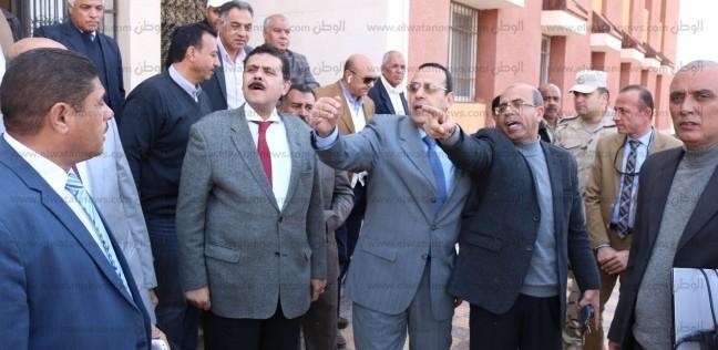 محافظ شمال سيناء يفتتح مدرسة الشهيد عمرو فريد ببئر العبد