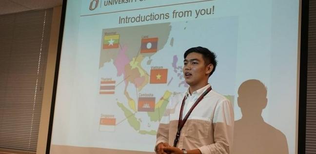 """""""شيتادا"""" التايلاندي بـ""""شباب العالم"""" يبحث عن """"مستقبل أفضل"""""""