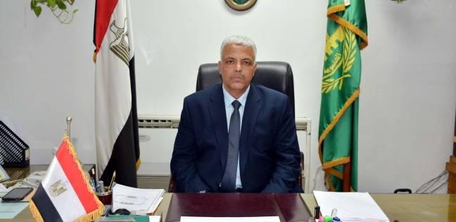 السكرتير العام الجديد للقليوبية يتسلم مهام عمله