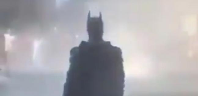 باتمان في محيط الكونجرس الأمريكي