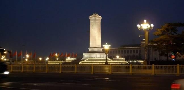 """يزوره السيسي..""""النصب التذكاري لأبطال الشعب"""" يخلد مقاومة الصين للغزاة"""