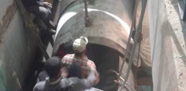 """""""مياه الفيوم"""": انقطاع المياه 12 ساعة عن قرى بسبب أعمال الصيانة غدا"""