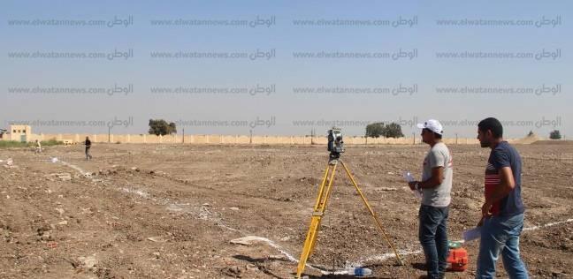 البدء في إنشاء مستشفى الطوارئ بجامعة كفر الشيخ