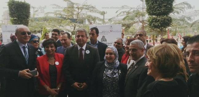 """""""الشباب والرياضة"""": ذوي القدرات الخاصة أحد أسباب القوى الناعمة المصرية"""