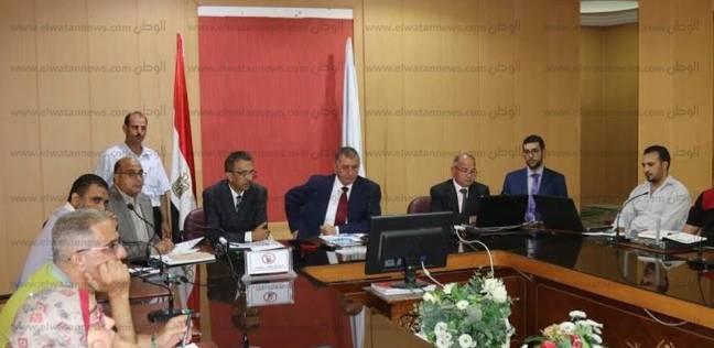 المشرف على الخدمات الحكومية: رفع كفاءة البوابة الإلكترونية بكفر الشيخ