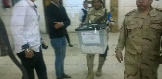 تشديد الإجراءات الأمنية أمام مقار اللجان الانتخابية بعد انتهاء التصويت
