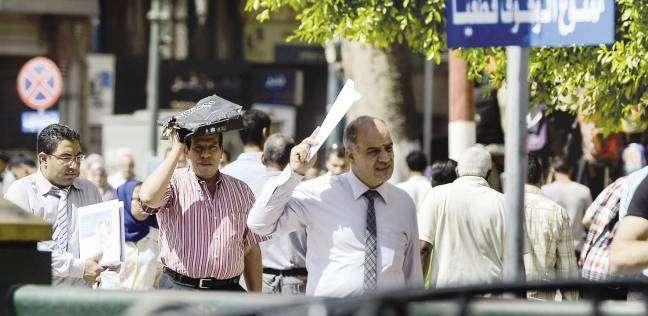 درجات الحرارة اليوم الأحد 1/7/2018.. والعظمى على القاهرة 35