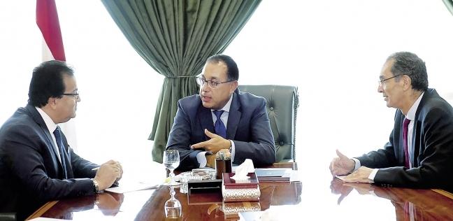 الحكومة تستعد لتنفيذ تكليفات  السيسى  بتطبيق الاختبارات المميكنة لطلبة الجامعات - مصر -