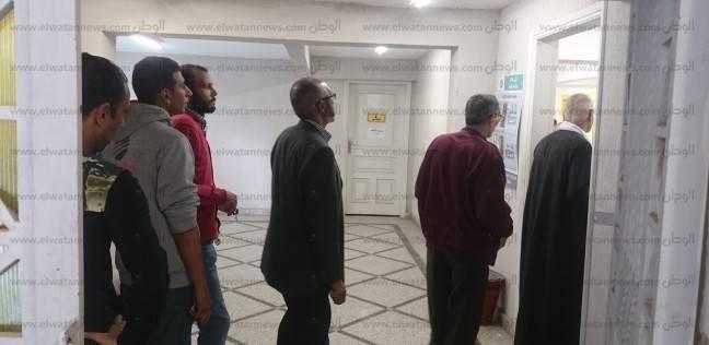 اللجان الفرعية في بولاق أبو العلا تفتح أبوابها أمام الناخبين