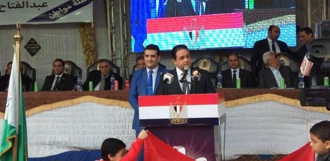 علاء عابد: الشعب المصري يثق في الرئيس السيسي