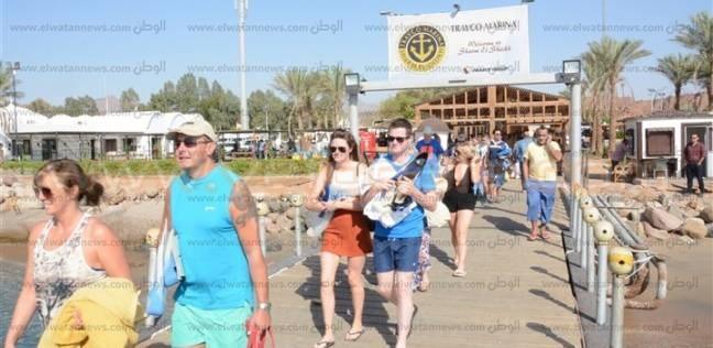 %75 نسبة الإشغال السياحي بجنوب سيناء خلال عيد الأضحى