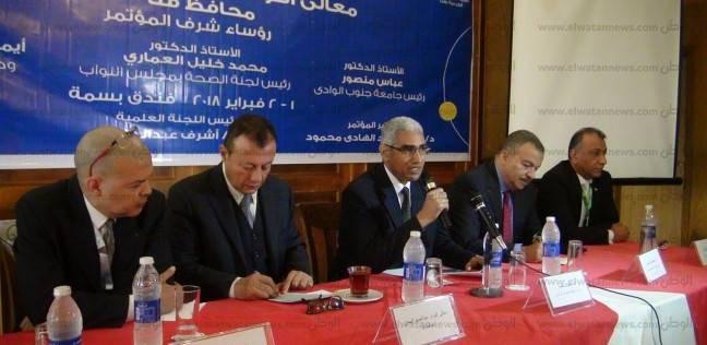 """رئيس جامعة المنصورة يفتتح المؤتمر العلمي الأول لـ""""طب الأسنان"""""""