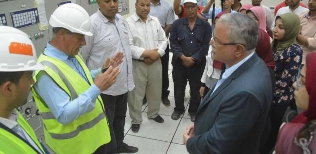 محافظ المنيا: محولات كهرباء غرب مغاغة ستحقق طفرة في الاستثمار والتنمية