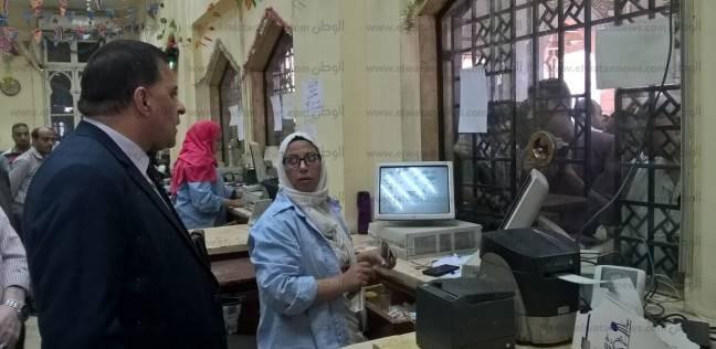 """زحام بمحطة مصر بسبب تذاكر قطارات العيد.. وركاب: الطوابير """"من الفجر"""""""