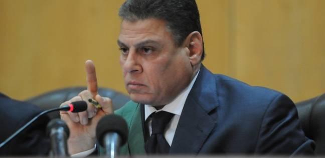 """قاضي """"التخابر مع حماس"""" للإخوان: الوطن والتاريخ لا يصفحان أبدا عن الخائنين"""
