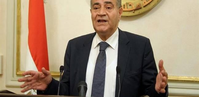 """وزير التموين عن التصويت: """"المصريون بيلعبوا على آخر 5 دقايق في الماتش"""""""