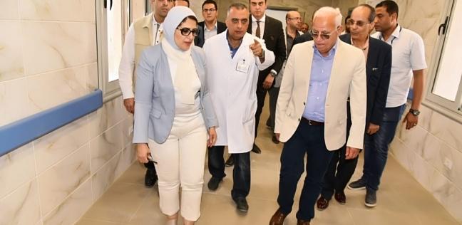 أحمد السبكي مديرا للتأمين الصحي الجديد في بورسعيد