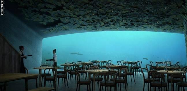 صورة أرشيفية- مطعم تحت الماء