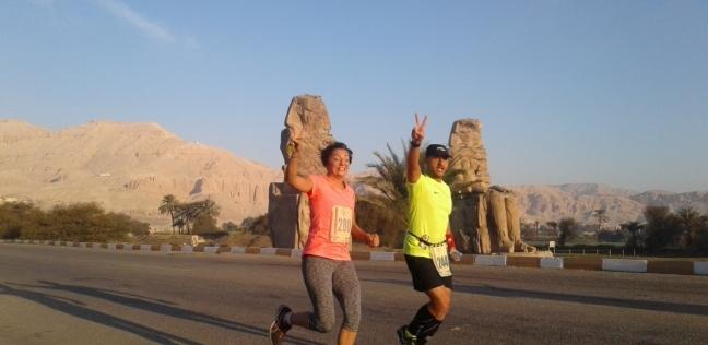 الأردن واليابان ومصر تحصد المراكز الأولى في ماراثون مصر الدولي