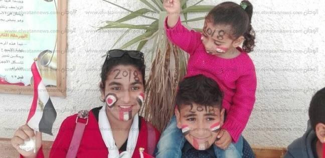 وزارة الدفاع تنشر فيديو لإقبال أهالي شمال سيناء على التصويت