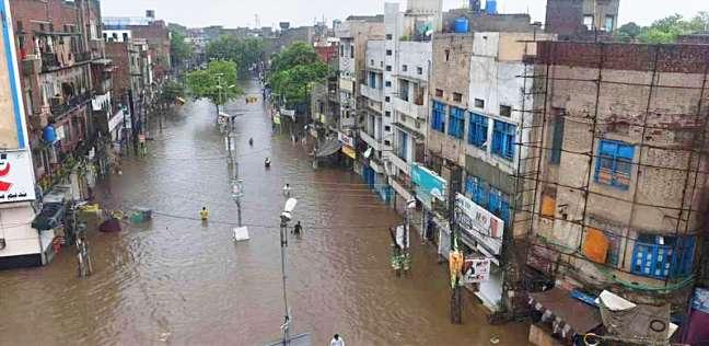الفيضانات تقتل 12 شخصا في باكستان وتشرد 200 عائلة