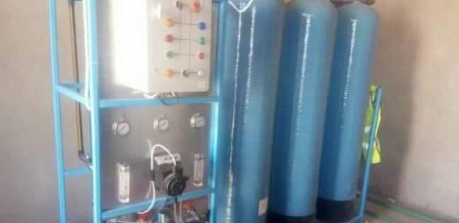 بتكلفة 2 مليون جنيه.. تركيب 6 محطات لتنقية مياه الشرب بالبحر الأحمر