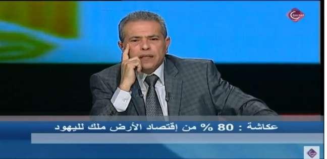 """توفيق عكاشة: """"مش زعلان على رفع الأسعار"""""""