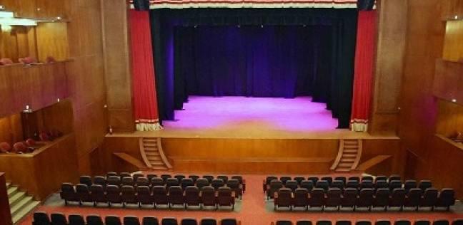 بعد غياب 8 سنوات.. مسرح طنطا «يرفع الستارة»