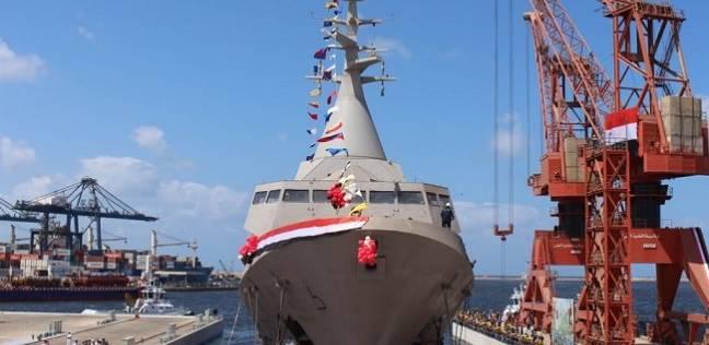 أحد أبطال إغراق إيلات: الفرقاطة المصرية ستدعم القوات البحرية
