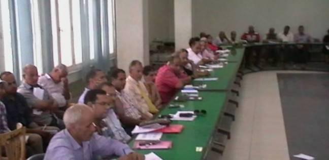 رئيس مدينة المنيا يخصص جائزة كل شهر لأفضل مدير إدارة أو قرية أو حي