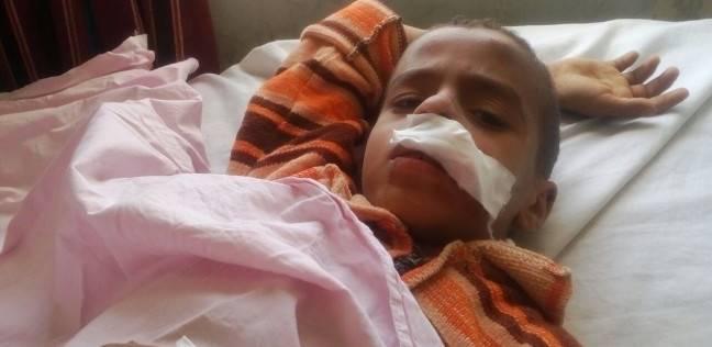 """""""الوطن"""" تنشر أسماء المصابين بحادث إنقلاب ميكروباص الأطفال في أسيوط"""