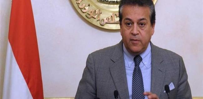 وزير التعليم العالي يعلن عن صدور 6 قرارات بتعيين قيادات جامعية