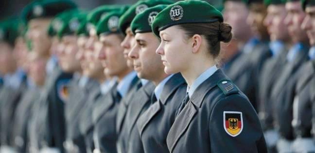 خلال 2017.. ارتفاع جرائم الاعتداء الجنسي بالجيش الألماني بنسبة 80%