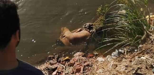 كشف غموض العثور على جثة عامل في ترعة بسوهاج