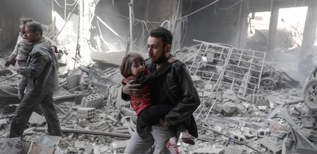 قصف جوي روسي يستهدف شمال غرب سوريا