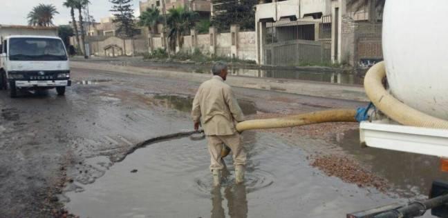 طريق «أم زغيو» بالإسكندرية.. «مصيدة» لسيارات النقل الثقيل بسبب نقص الخدمات