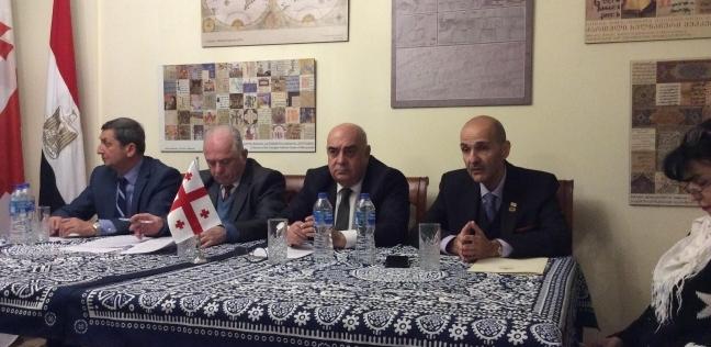 """سفير جورجيا بالقاهرة: الفيتو الروسي ضد جورجيا في مجلس الأمن """"وقاحة"""""""