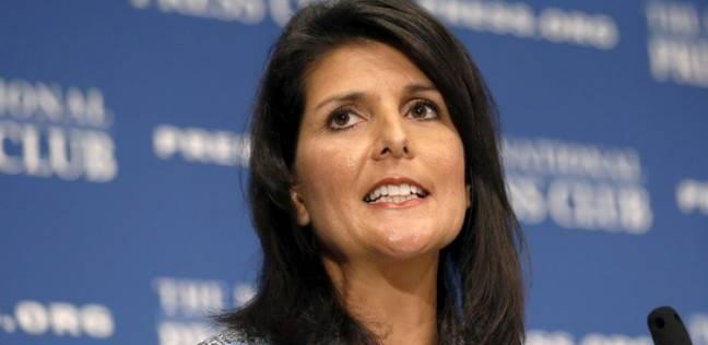 واشنطن تهاجم وتسخر من الدول العربية في مجلس الأمن