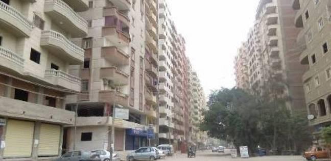 إيقاف أعمال بناء 4 أبراج مخالفة في المنيا