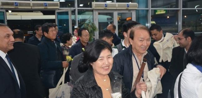 بعد انقطاع 7 سنوات.. مطار القاهرة يستقبل أولى رحلات الخطوط الكورية