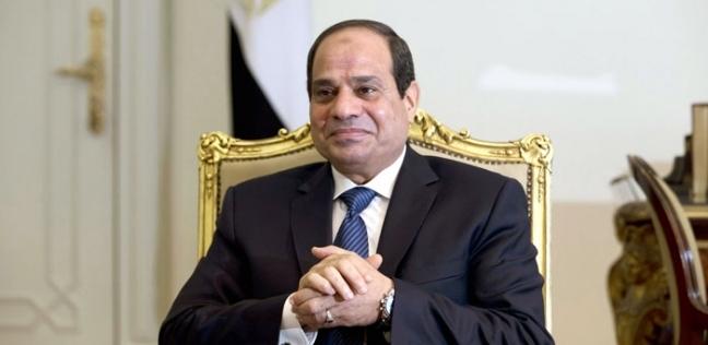 عاجل.. السيسي يصل مقر القصر الجمهوري الألماني - مصر -