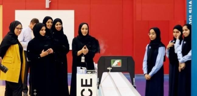 """4 طالبات من الإمارات ينجحن في الوصول لنهائيات سباقات """"فورميلا 1"""""""
