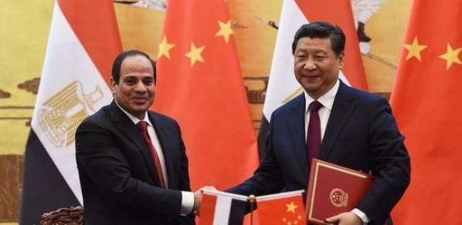 أرقام مهمة في التبادل التجاري بين مصر والصين