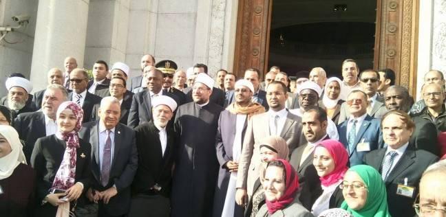 جولة سياحية للوفود المشاركة بمؤتمر المجلس الأعلى للشئون الإسلامية