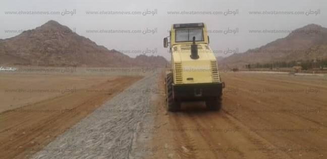 بالصور  إنشاء 143 بحيرة جبلية في جنوب سيناء لتخزين مياه السيول